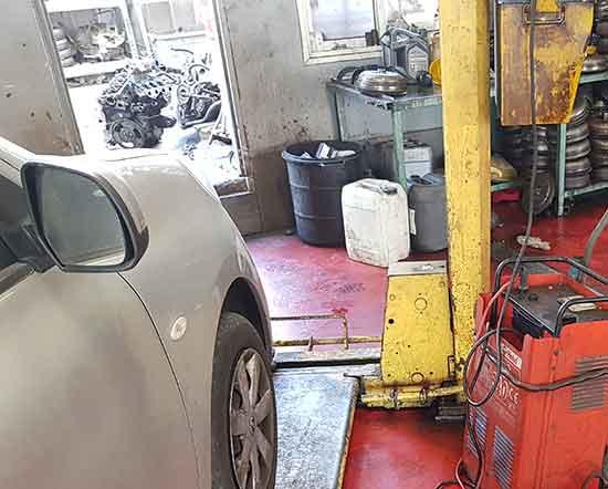 תיקון מערכות מיזוג אוויר לרכב עד הבית